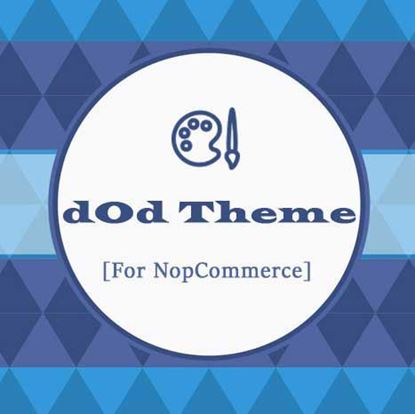 Picture of NopCom dOd Theme